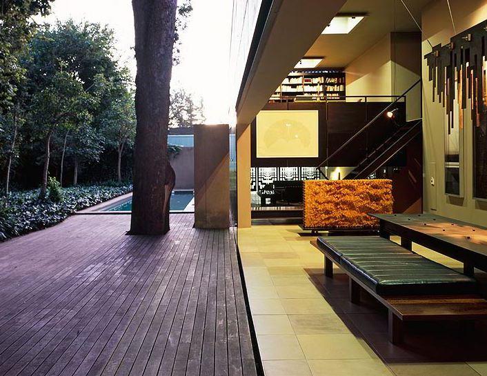 StudioMas Epping Long House Garden and Terrace