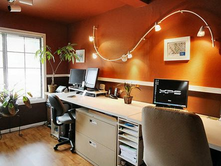 Tips To Hit The Home Office Lighting