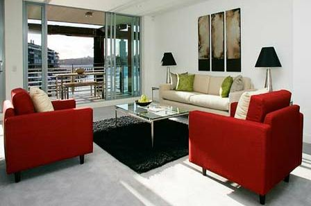 Add Colour To A Rental Home