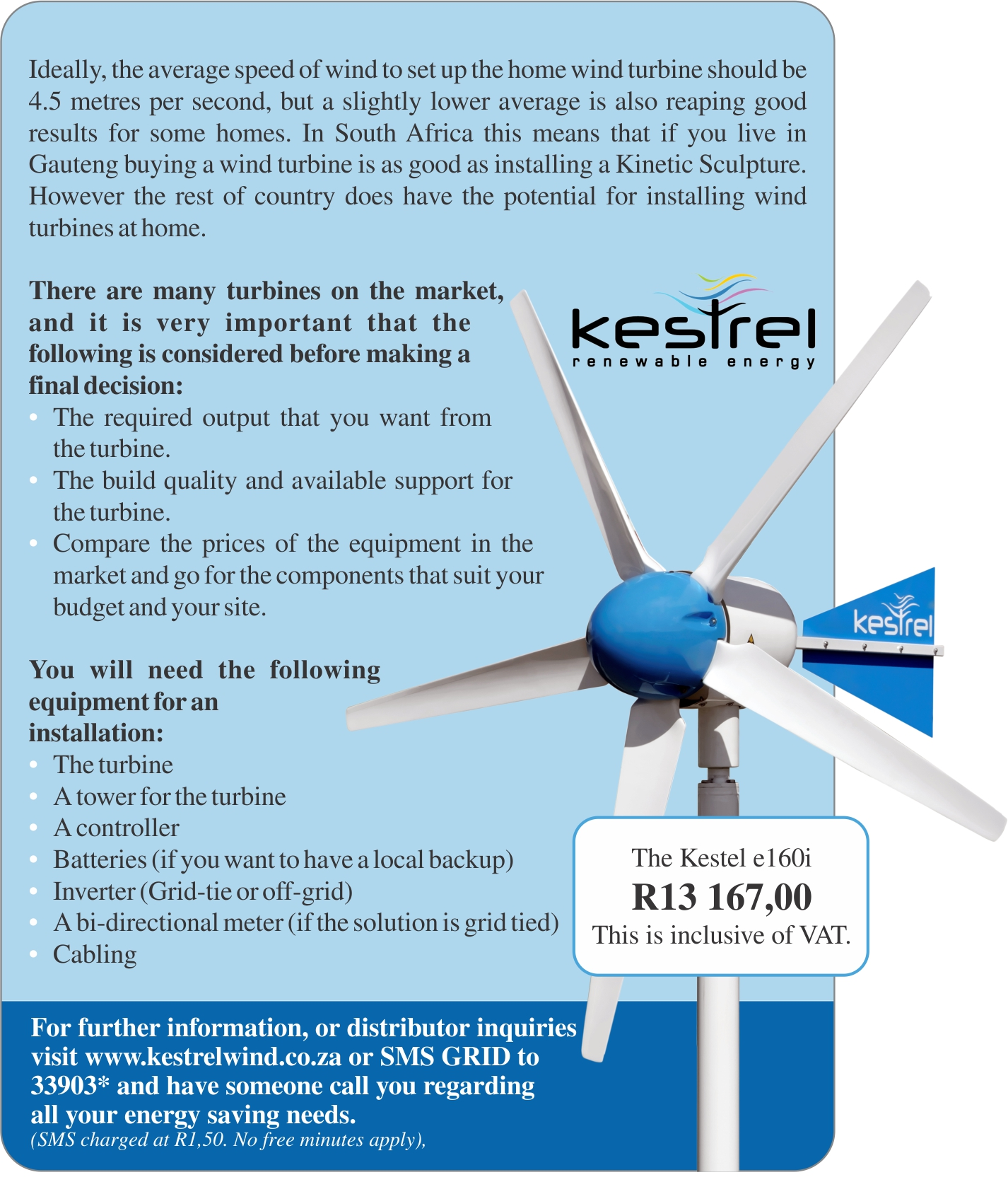 Kestrel Renewable Energy