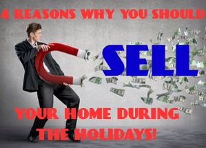 sell your home during the holidays IA