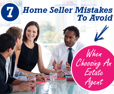 7 Home Seller Mistakes to Avoid When Choosing an Estate Agent | ImmoAfrica.net