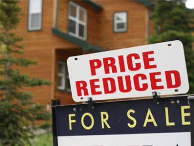 Cut Your Price and Get The Jump on Other Homesellers