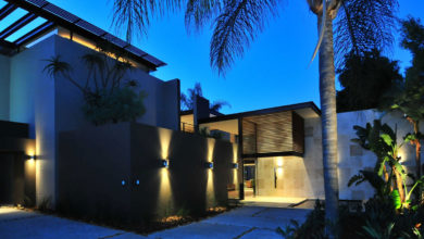 Photo of Morningside House by Nico van der Meulen Architects