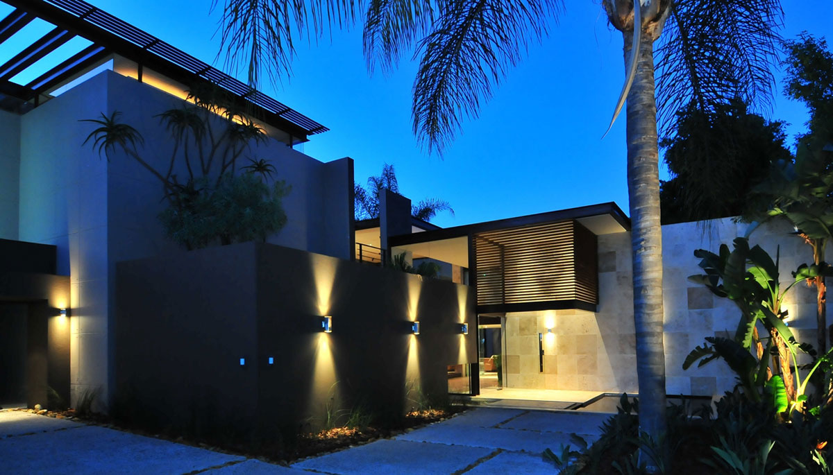 Morningside House - Nico van der Meulen