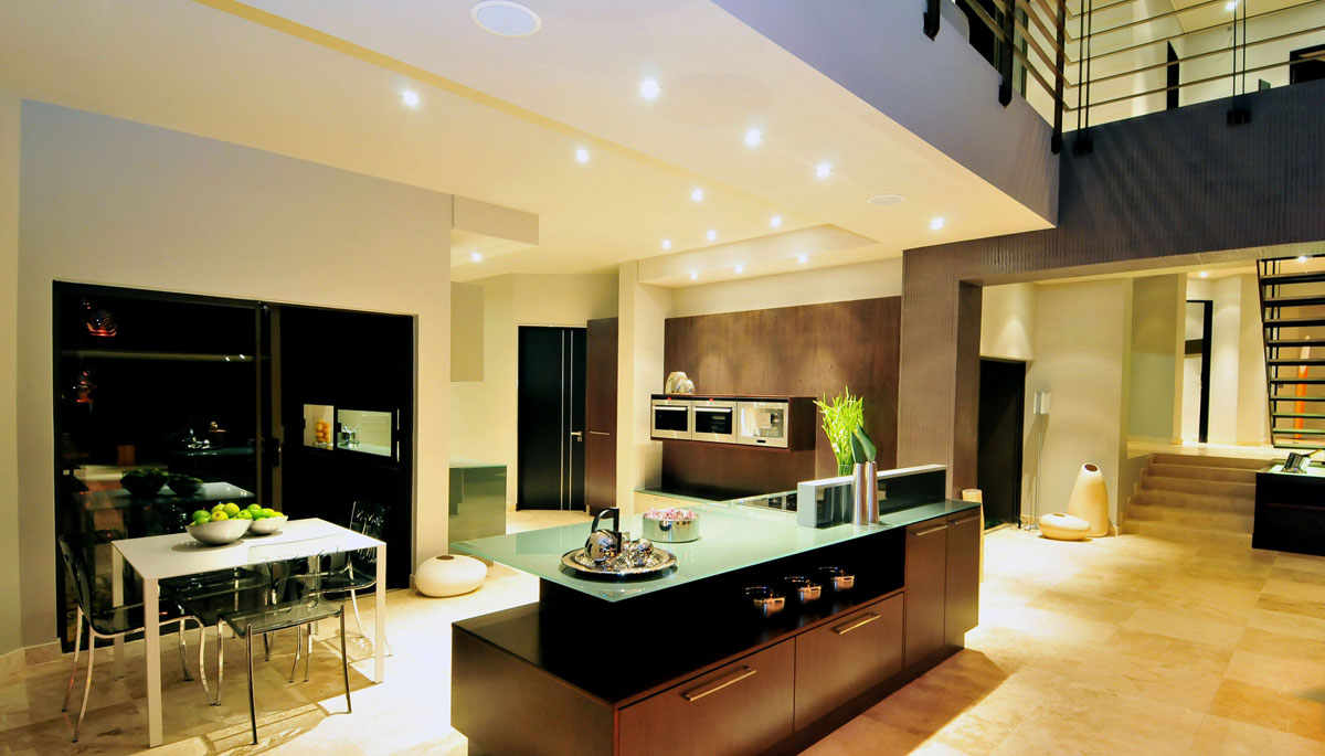 Morningside House - Nico van der Meulen - kitchen