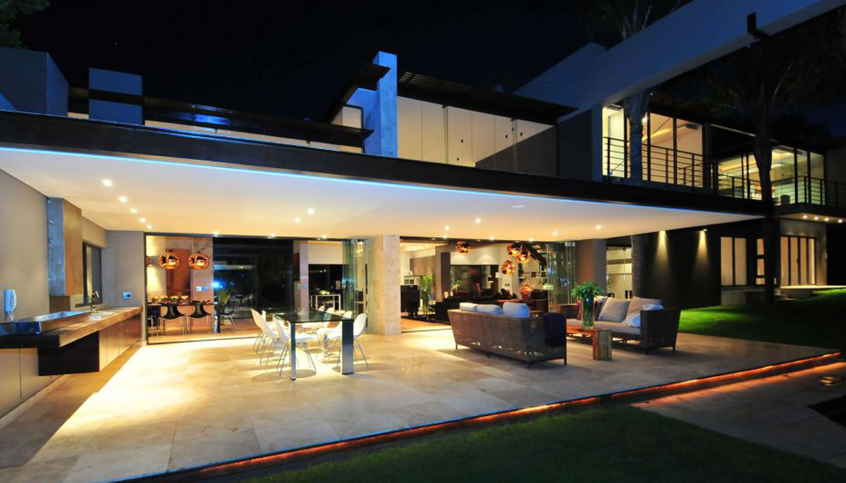 Morningside House - Nico van der Meulen - patio