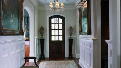 Decorate Hallways and Passages