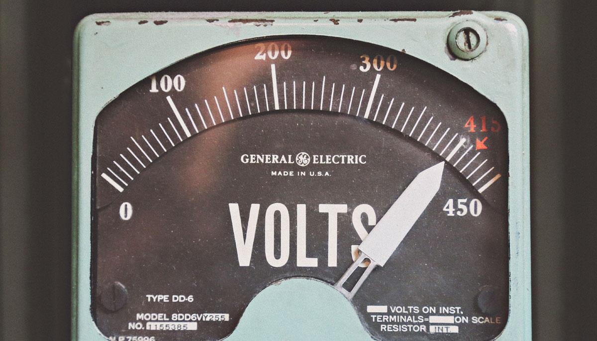Don't Let Electricity Slip Your Mind