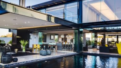 Photo of House Ber by Nico van der Meulen Architects
