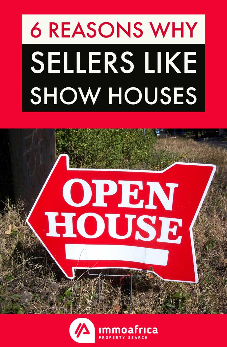 Reasons Why Sellers Like Show Houses