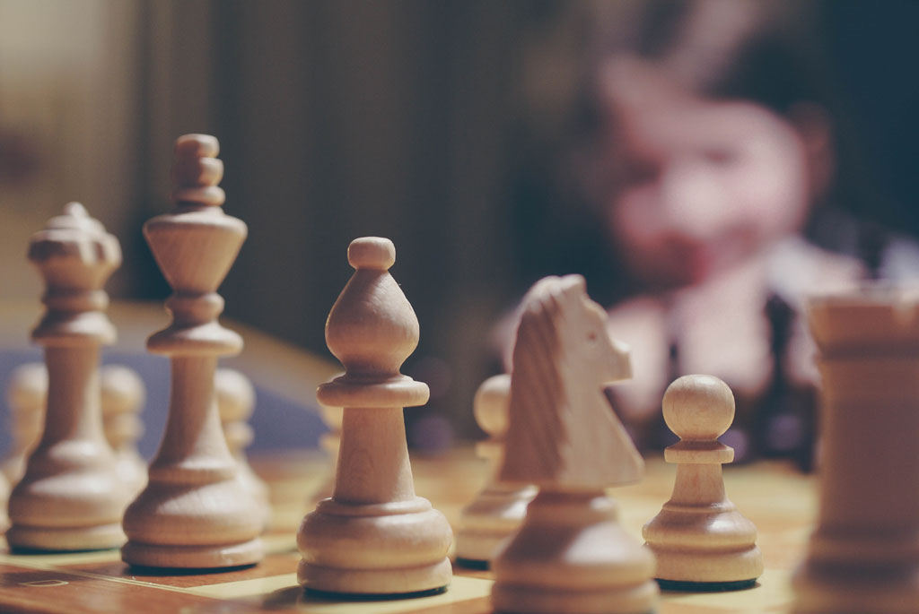 Real Estate Is Like Playing Chess