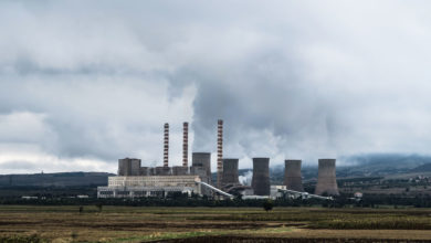 South Africa's Power Crisis Risks Choking Green Energy Drive