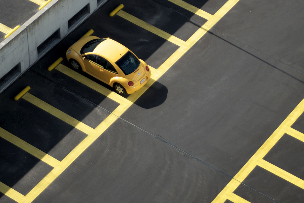 Keeping Track of Parking On Common Property