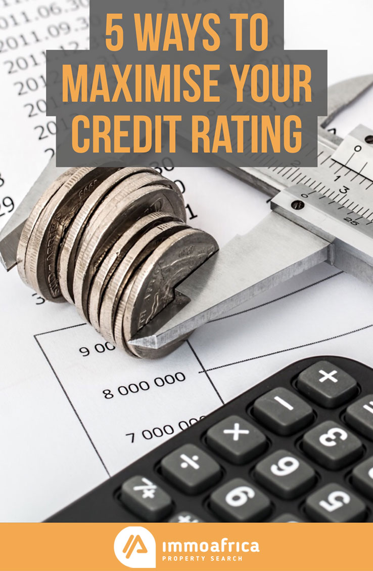 Ways to Maximise Your Credit Rating
