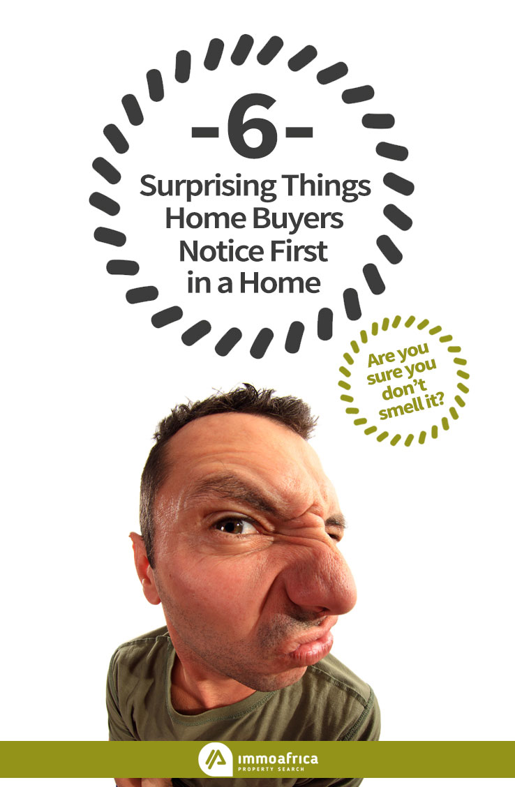 Things Home Buyers Notice First