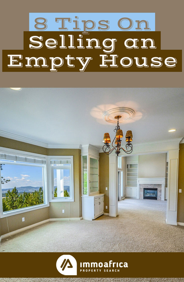 Tips on Selling an Empty House