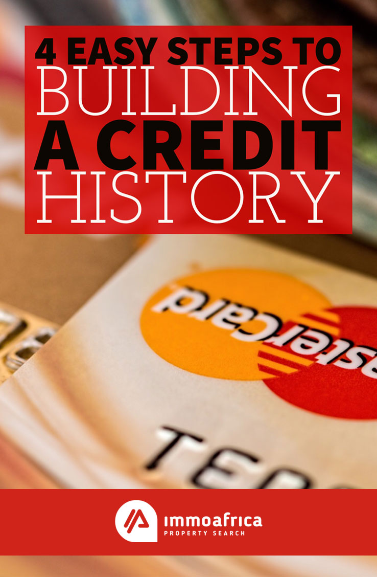 Easy Steps to Building a Credit History
