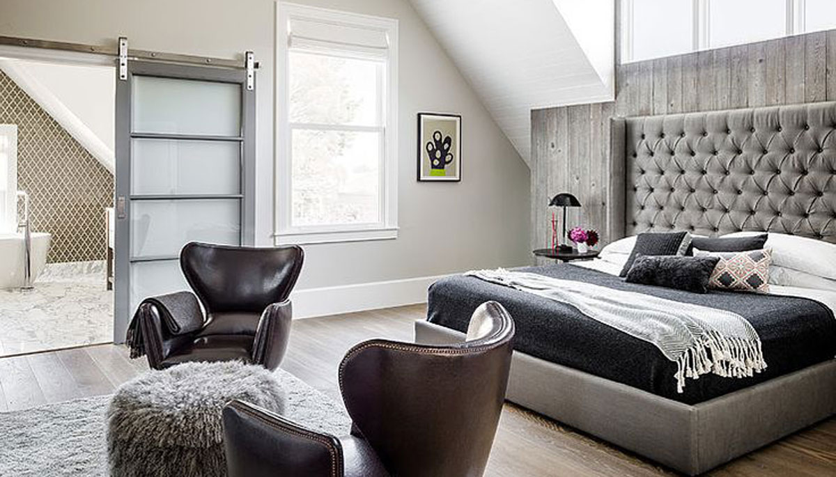 Silver Color Of Your Bedroom Can Affect Your Sleep
