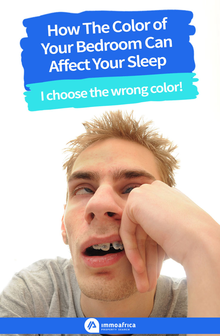 Color Of Your Bedroom Can Affect Your Sleep