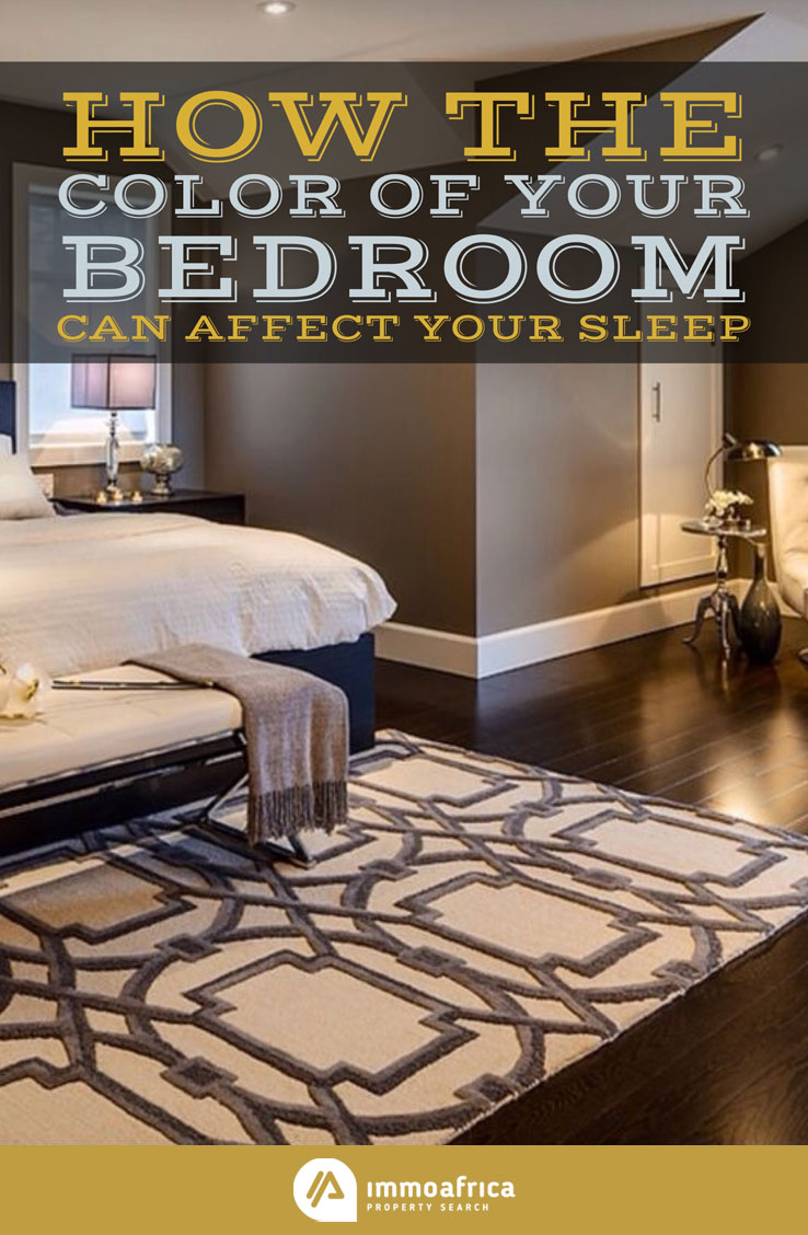 How Color of Bedroom Affects Sleep