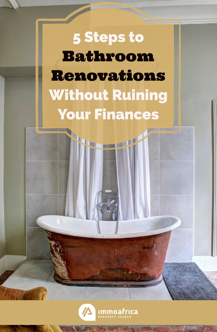 Steps to Bathroom Renovations Without Ruining Your Finances