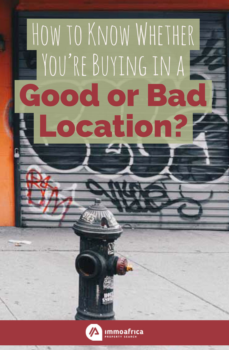 Buying in a Good or Bad Location