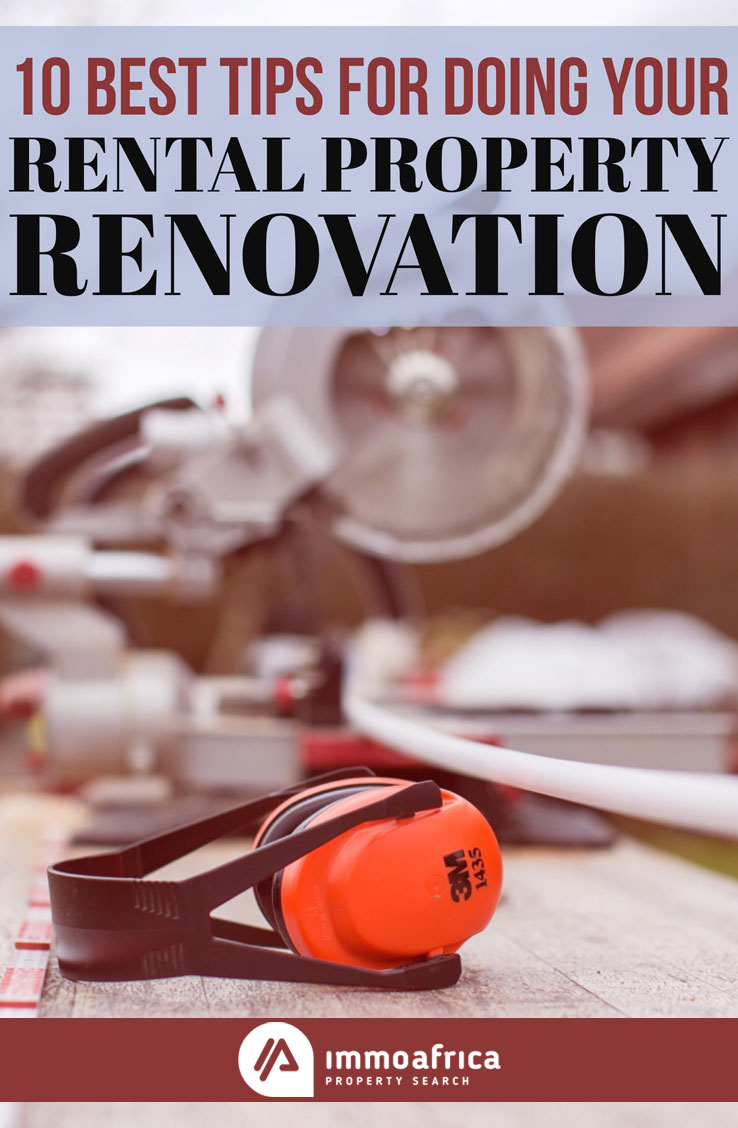 Tips For Doing Your Rental Property Renovation