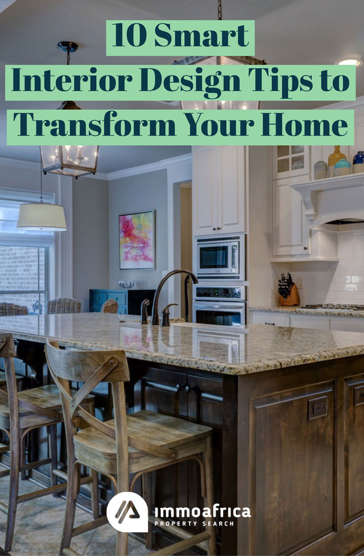 Interior Design Tips to Transform a Home