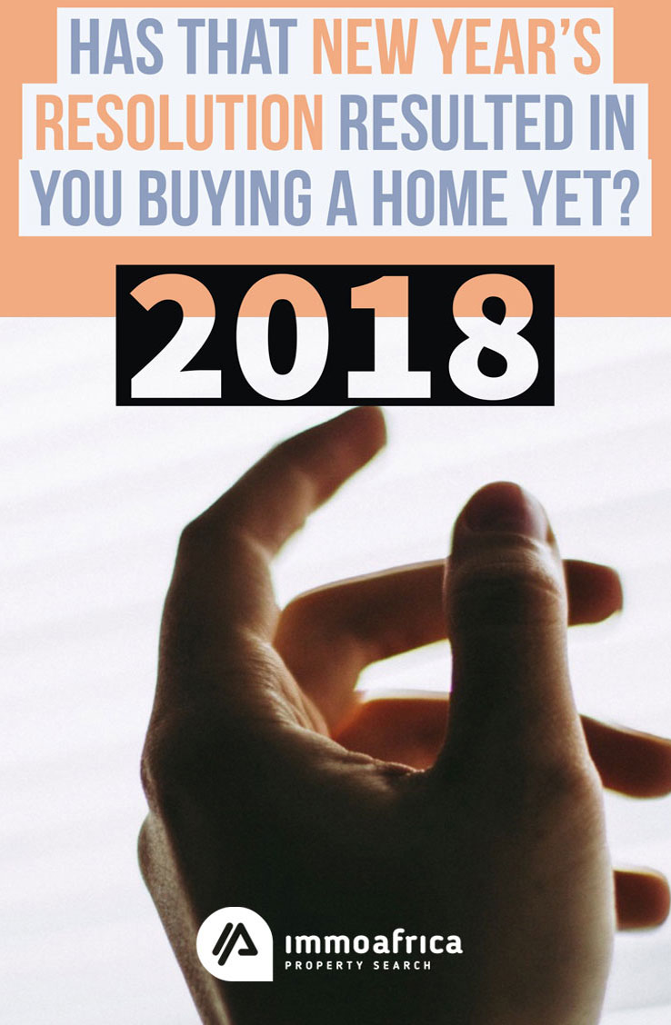 New Year Resolution for Buying a Home