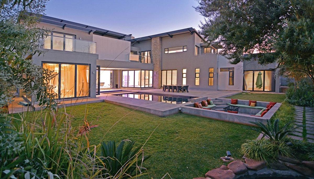 Serengeti Lifestyle Estate - garden