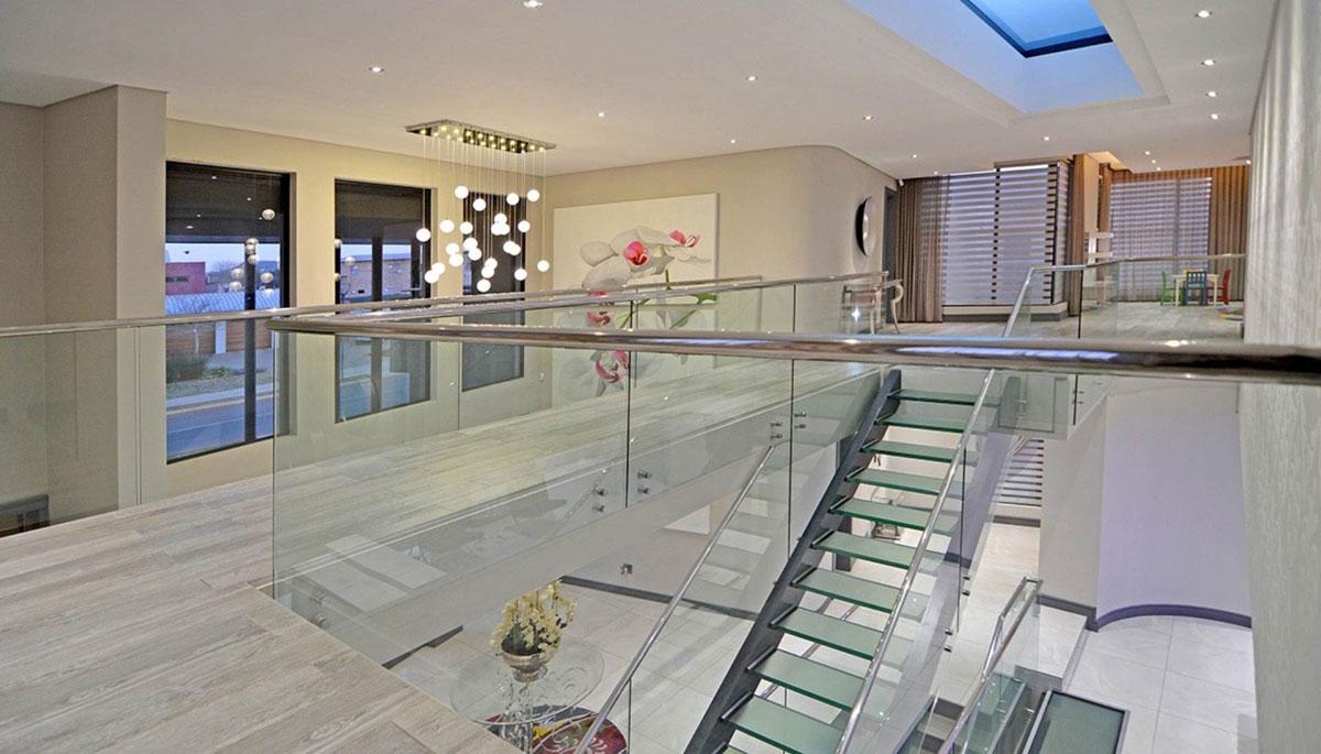 Serengeti Lifestyle Estate - staircase