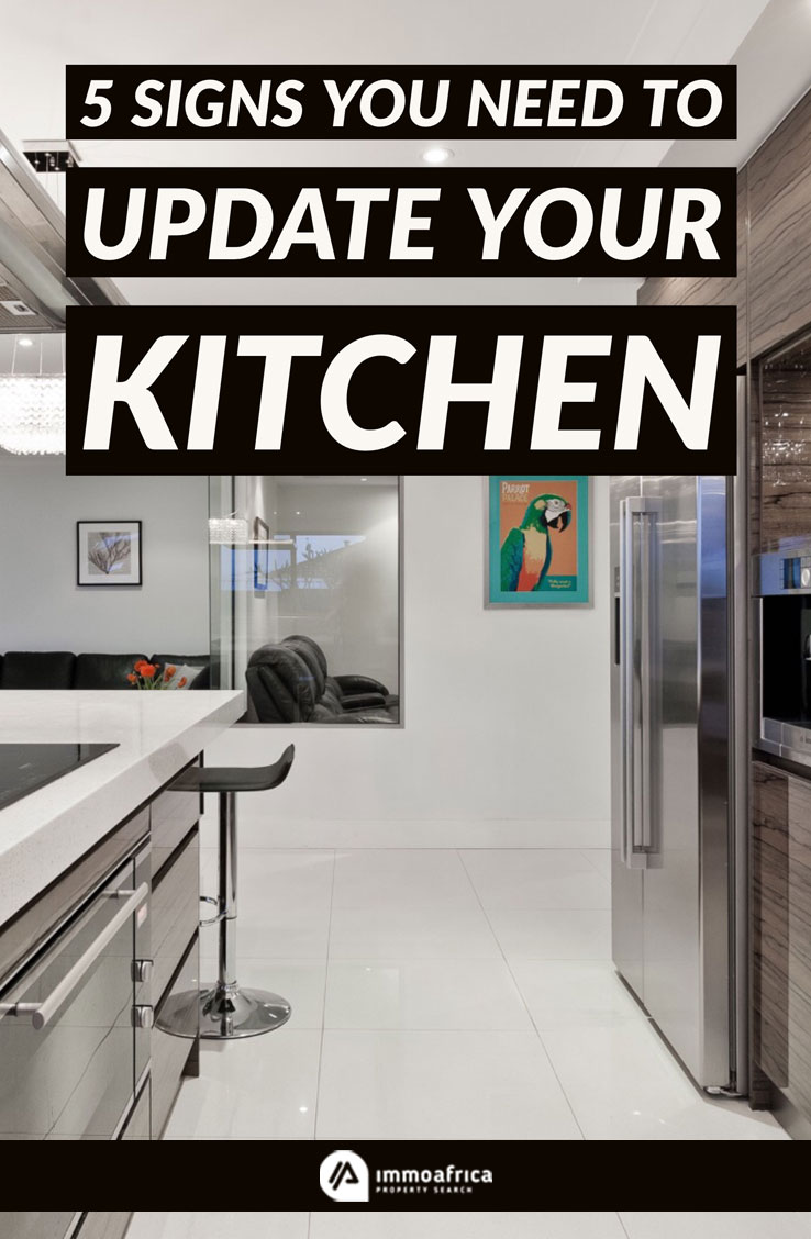 Signs You Need to Update Your Kitchen