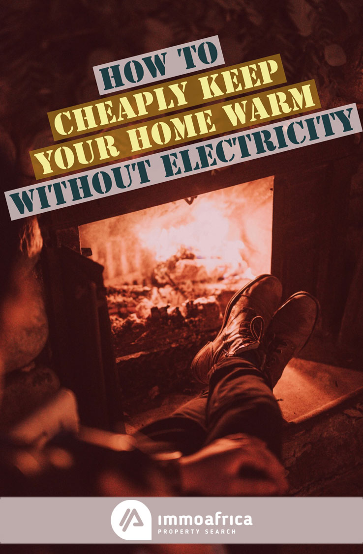 Cheaply Keep Your Home Warm Without Electricity