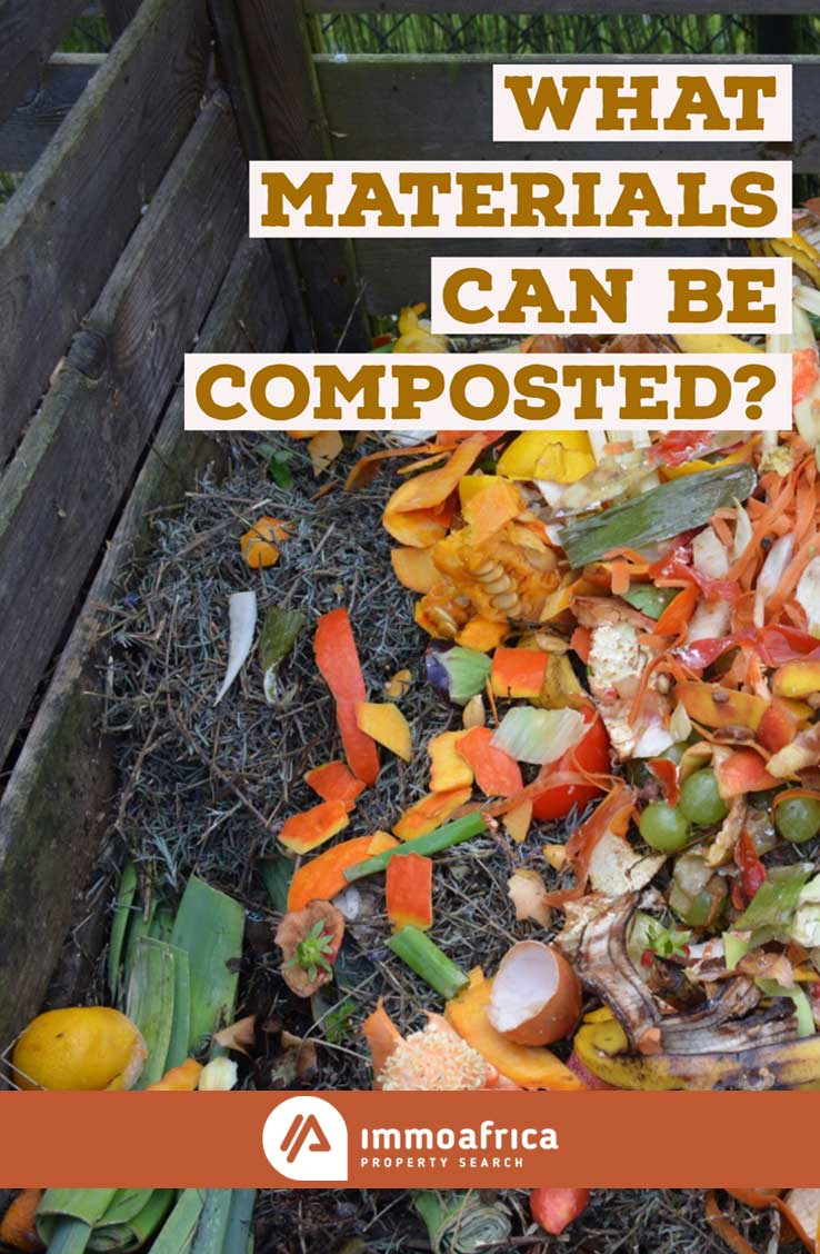 Materials to Compost