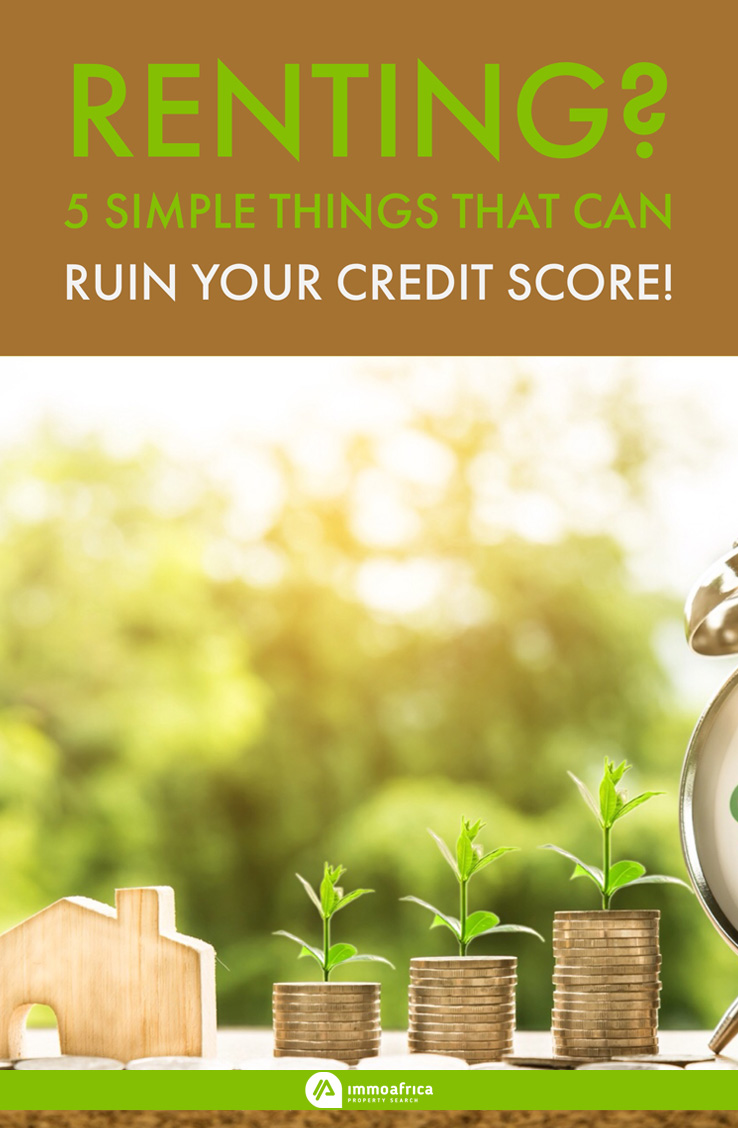 Simple Things That Can Ruin Your Credit Score