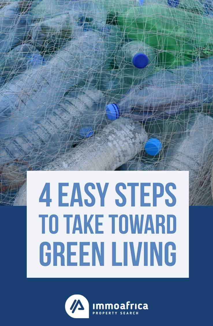Steps to Take Toward Green Living