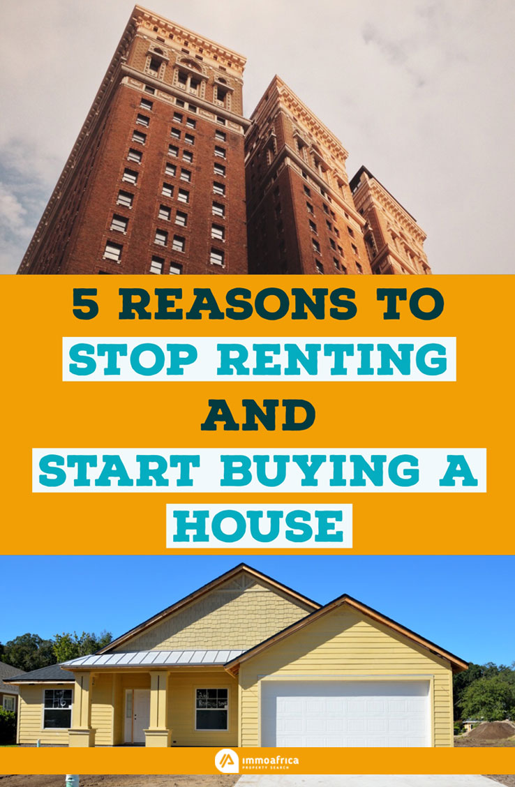 Stop Renting and Start Buying