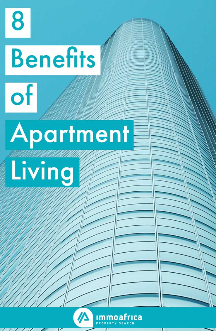 The Benefits of Apartment Living