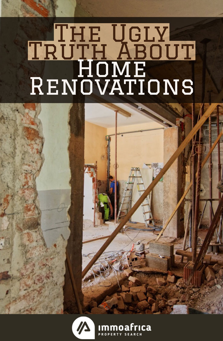 The Ugly Truth About Home Renovations