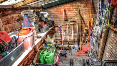 Alternative Uses for Your Garden Shed