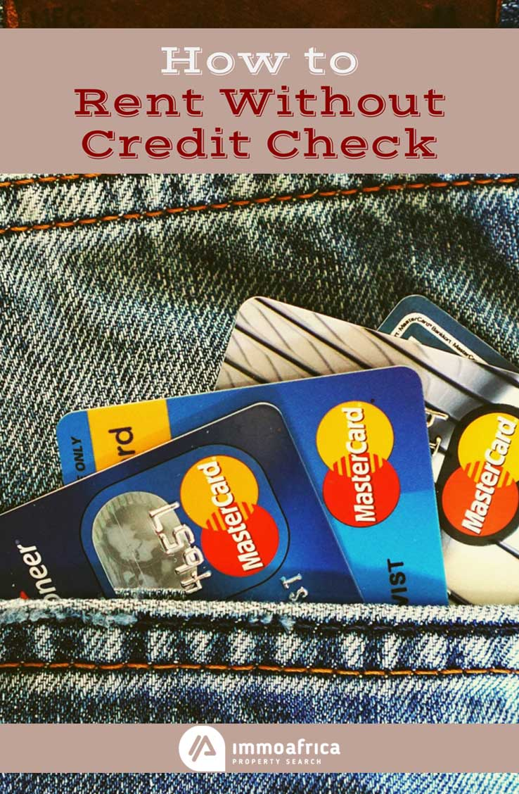 How to Rent Without Credit Check