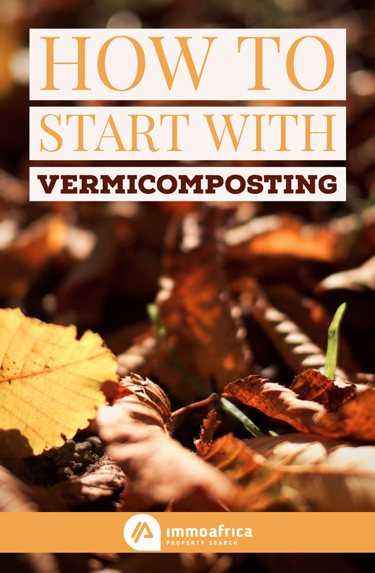 Start With Vermicomposting