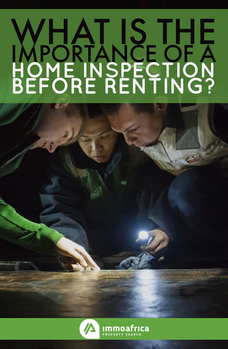 The Importance of a Property Inspection Before Renting