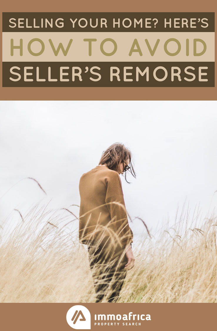 How to Avoid Seller's Remorse