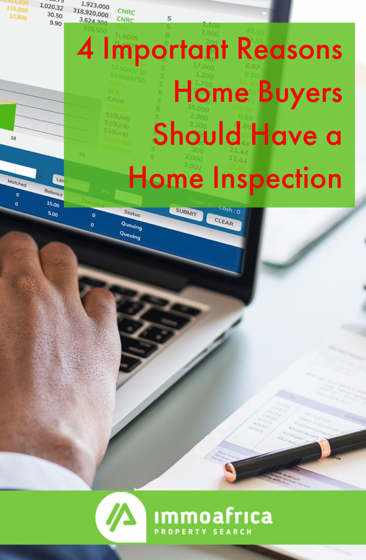 4 Important Reasons Home Buyers Should Have a Home Inspection