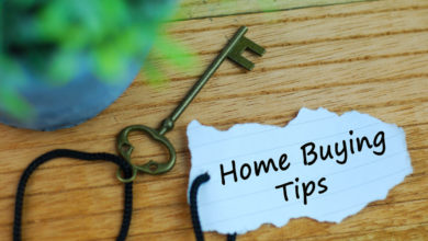 Helpful Tips For Buying Your First Home