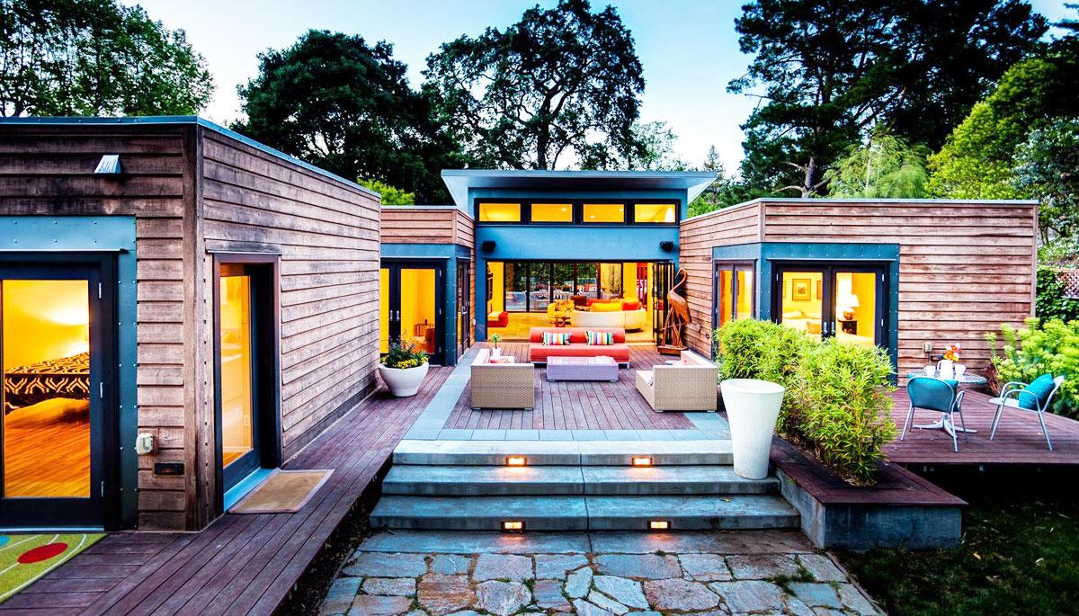 Creative Flair to Make Manufactured Houses Feel Like Home