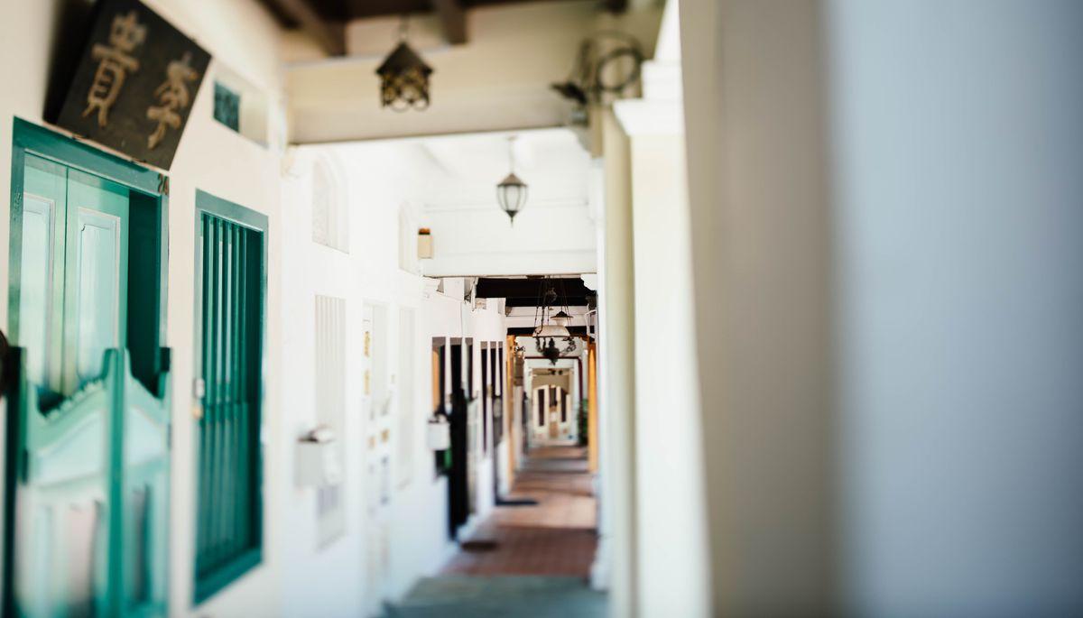 Create hallways