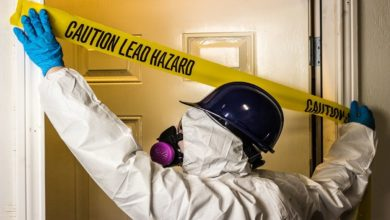 Photo of Benefits of Hiring Professionals for Asbestos Removal